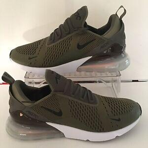 100% authentic 0acb5 40e93 Nike Air Max 270 Medium Olive-Black Men's Size 15 (AH8050 ...