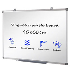 Magnetic Dry Erase Board Large White Boards Hanging Mountable Wall Wipe Board