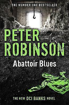 1 of 1 - Abattoir Blues: The 22nd DCI Banks Mystery by Peter Robinson Medium Paperback