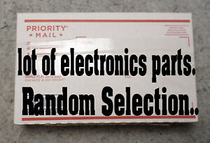 Lot-of-Electronic-components-Random-selection-of-Components