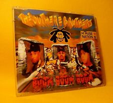 MAXI Single CD The Outhere Brothers Boom Boom Boom 7TR 1995 Hip-House
