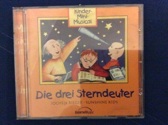 CD Kinderhörspiel Die Drei Sterndeuter