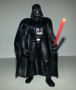 Vintage Kenner Star Wars POTF 1995 Darth Vader Figure Complete w/Light Saber