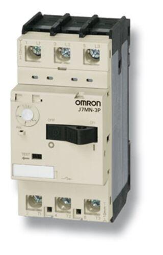 Disyuntor motor guardamotor Omron J7MN 2,5-4 A motor protection circuit breaker