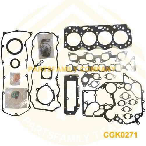 4JJ1 Engine Gasket Set Bearing kits for Isuzu 4JJ1 4JJ1-TC 3.0 ELF Truck Pickup