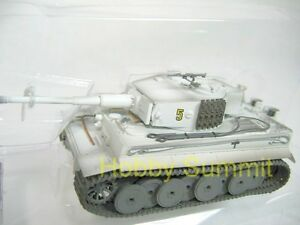 1-72-German-TIGER-1-Russia-1943-Mid-Production-Type-Tank-Painted-and-Built
