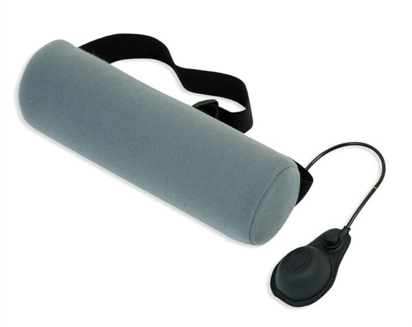 DYNASPINE INFLATABLE Lumbar Roll Back Posture for home office and car