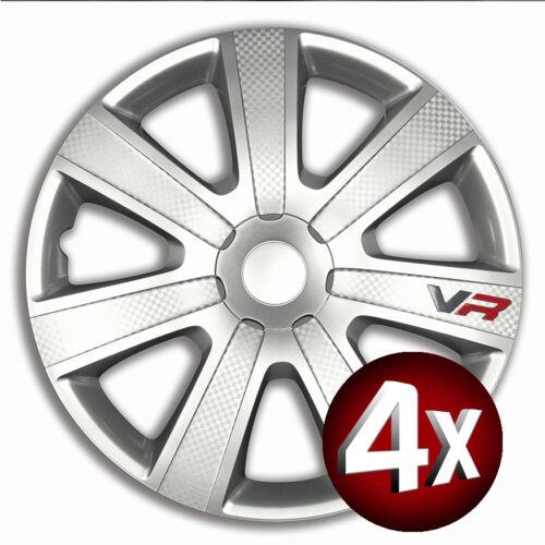 Preishit!! 4x COPRI RUOTA 14 pollici Radzierblenden PANNELLI MERCEDES DAIMLER Seat VW