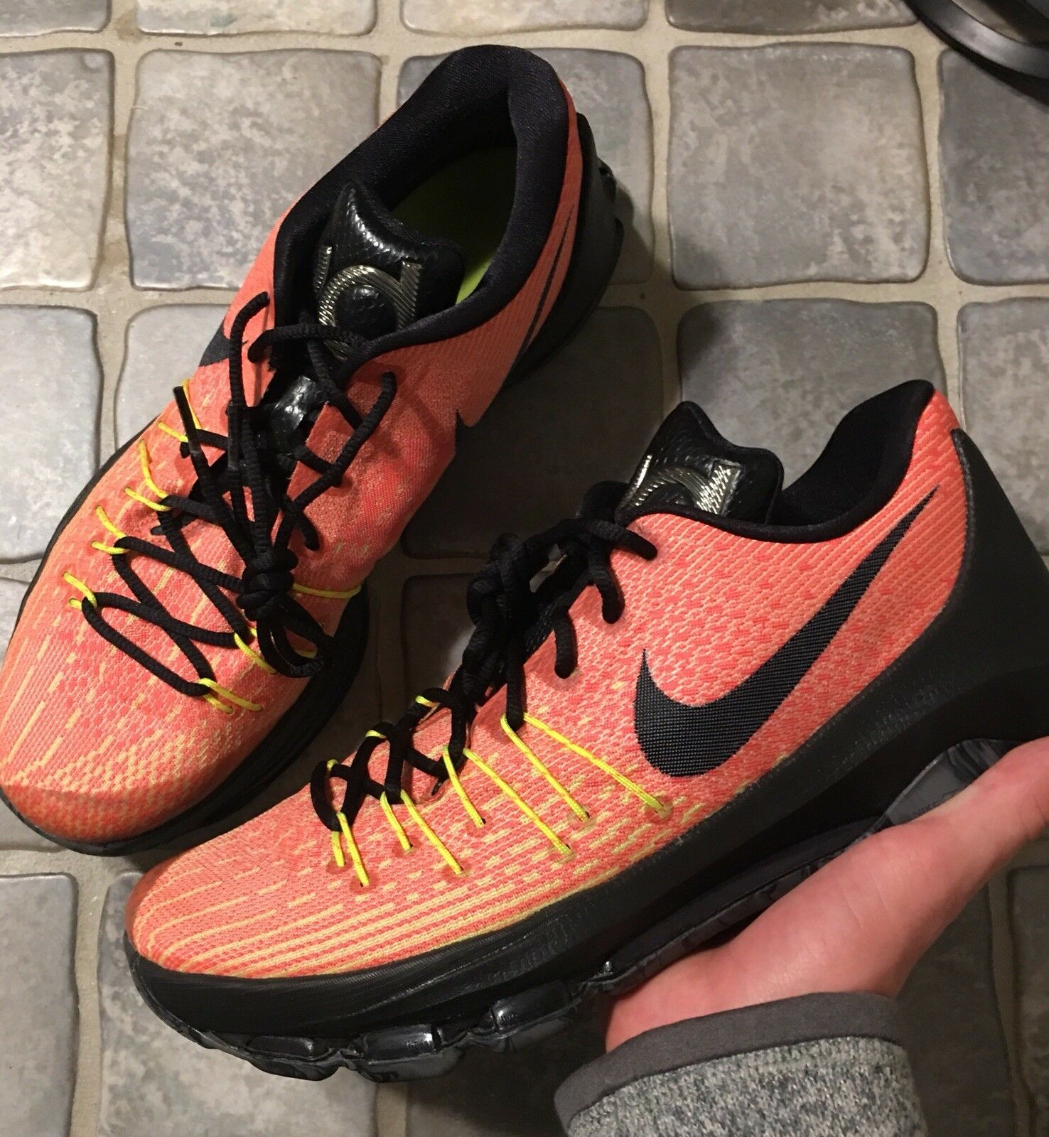 Nike KD 8 Hunt's Hill Sunrise
