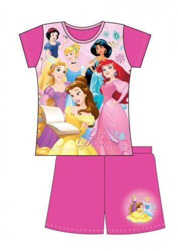 Filles Character Enfants Court Pyjamas enfants Nightwear Pyjama Pyjama Lot 1-10 Ans