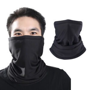 Motorcycle Balaclava Shield Face Mask Outdoor Sports Neck Gaiter Tube Scarf Ski Ebay