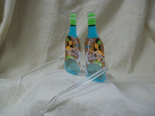 Goin/' Coconuts Coconut Rum Bottle Party Eye Glasses Goggles Luau Hula Tropical