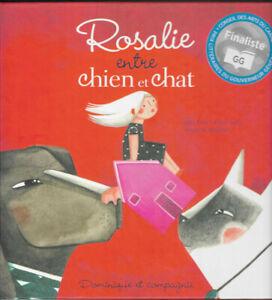 Rosalie entre chien et chat de Mélanie Perreault et Marion Arbona
