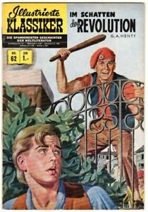 Illustrierte-Klassiker-Nr-62-Original-Ausgabe-1-Auflage