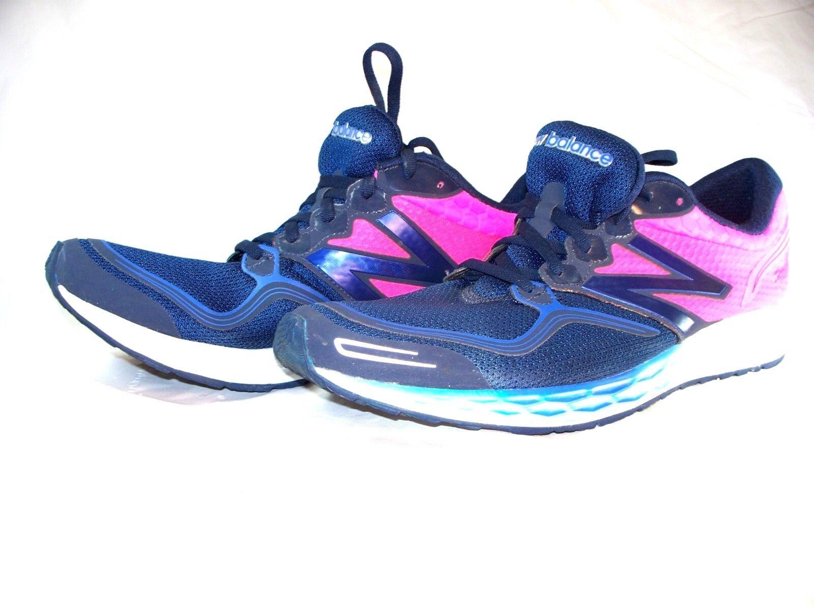 New Balance 1980 Zante Running shoes M1980BP Fresh Foam bluee Pink Men's 11.5