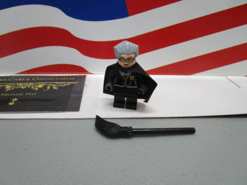Lego Harry Potter MINIFIGURE MADAM HOOCH FOR SET 4737