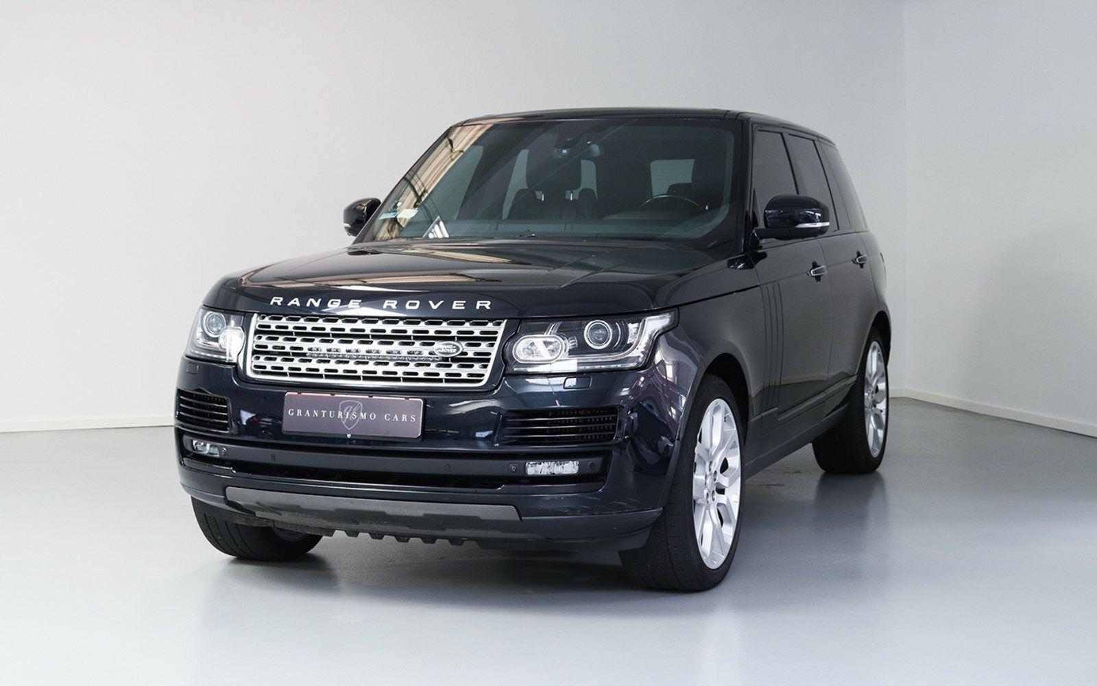Land Rover Range Rover 4,4 SDV8 Autobiography aut. 5d