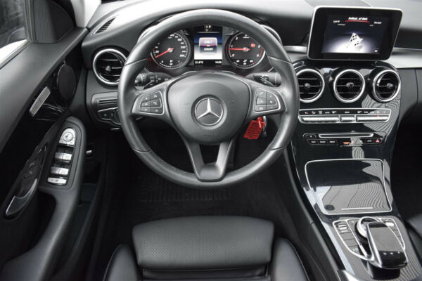 Mercedes C220 d 2,2 stc. aut. billede 5
