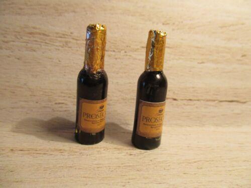 Maison de Poupées Miniature Bouteille de Prosecco