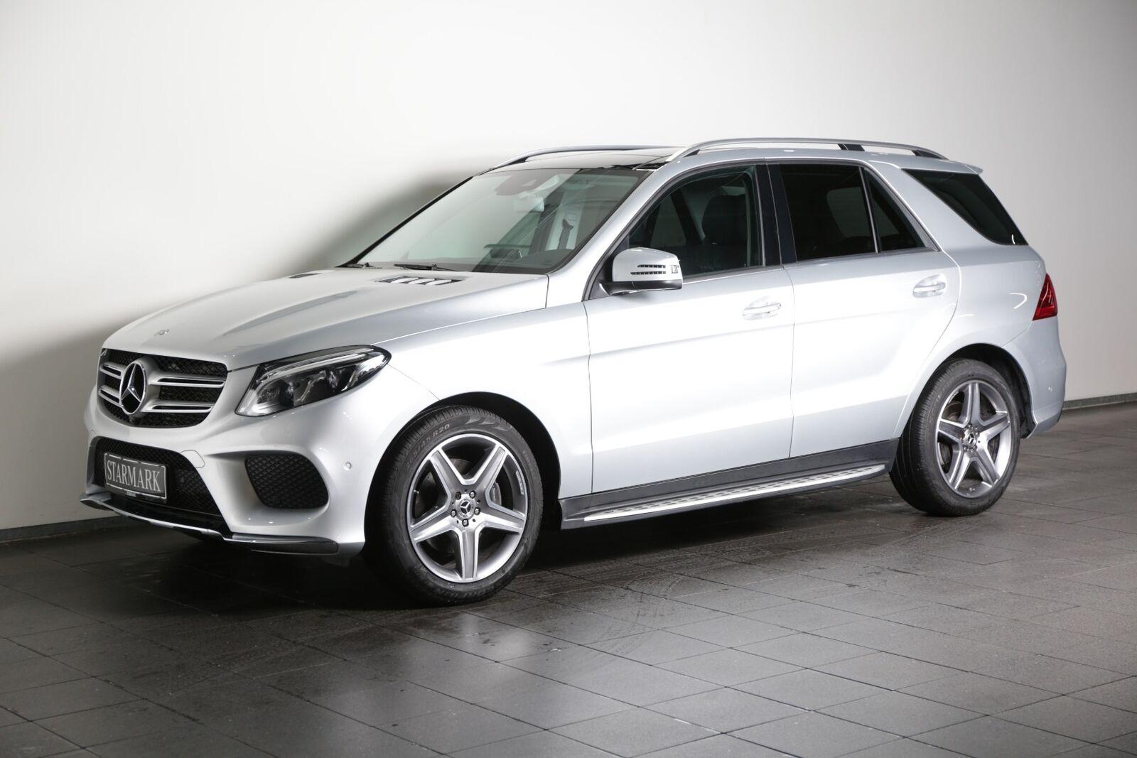 Mercedes-Benz GLE350 d 3,0 AMG Line aut. 4-M
