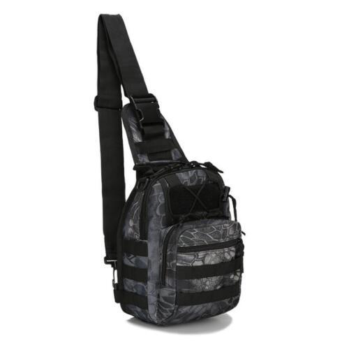 Men Women Outdoor Fishing Bags Multifunctional Waterproof Adjustable Fishing Bag