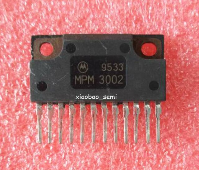5pcs MPM3003 MOTOROLA ZIP-12