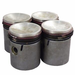 Set-of-4-BMC-Grade-3-Piston-Kit-For-Austin-2-2-Petrol-8G2650-3