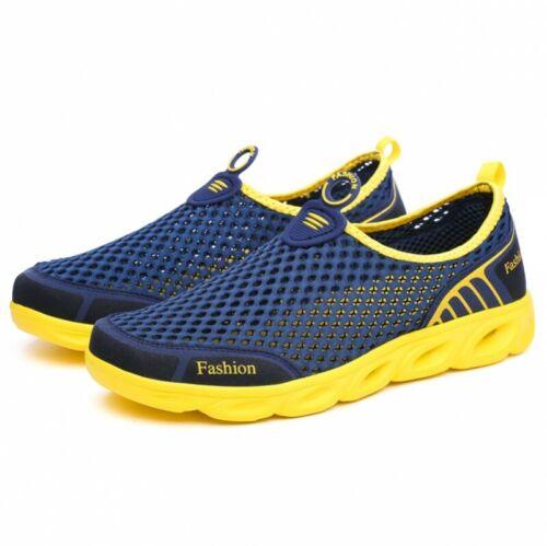 Chaussures femme ajourées Sport Beach Fashion Confort Talon Bas Loisirs solide Summer Shoe