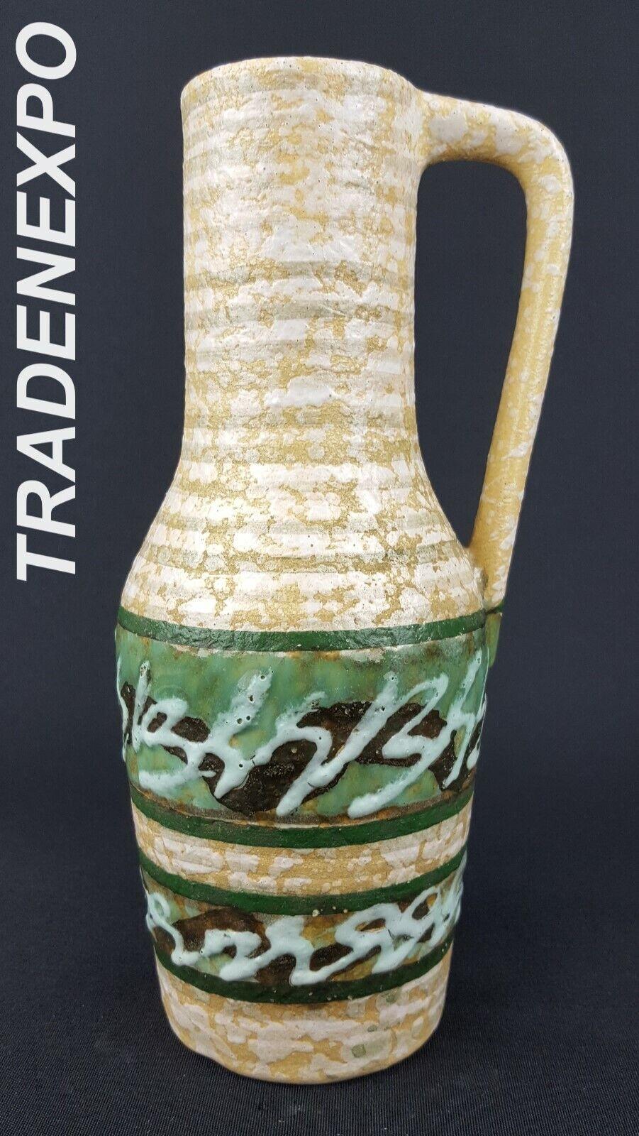 638-20 Vase Vintage West German Vase MCM Vase Pottery Pottery Collector, Minimalist Pottery Carstens Pottery MCM Carstens W German