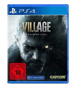 Resident Evil Village - PS4 (inkl. PS5 Upgrade) - USK18