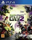 Plants VS Zombies Garden Warfare 2 Sony Ps4 Games