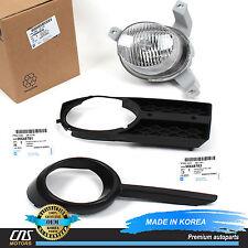 GENUINE Fog Lamp & Cover Kit Front Left 07-11 Chevrolet Aveo Sedan OEM 96650540
