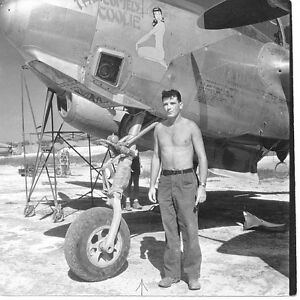 US-ARMY-AIR-FORCE-P-38-FIGHTER-RECON-WW2-WWII-PHOTO