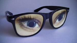 """Cleopatra"" - Unique Novelty Sunglasses with Eyes from WeyesEyes.com"