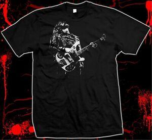 Lemmy-Kilmister-Hand-Silk-Screened-Pre-shrunk-100-Cotton-T-Shirt