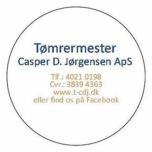 Tømrermester Casper D Jørgensen Aps