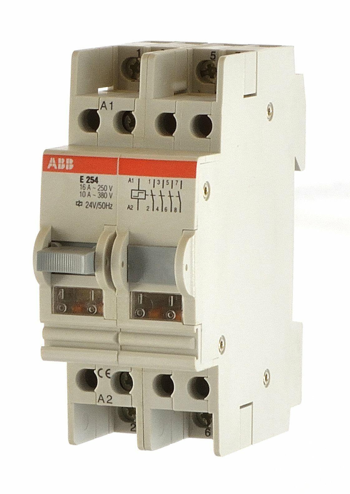 ABB E254-24V Stromstoßschalter GHE2541001R0401   Deutschland Online Shop