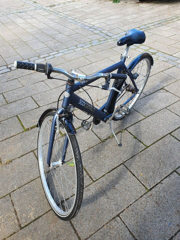 Herrecykel, SCO Comfort, 3 gear