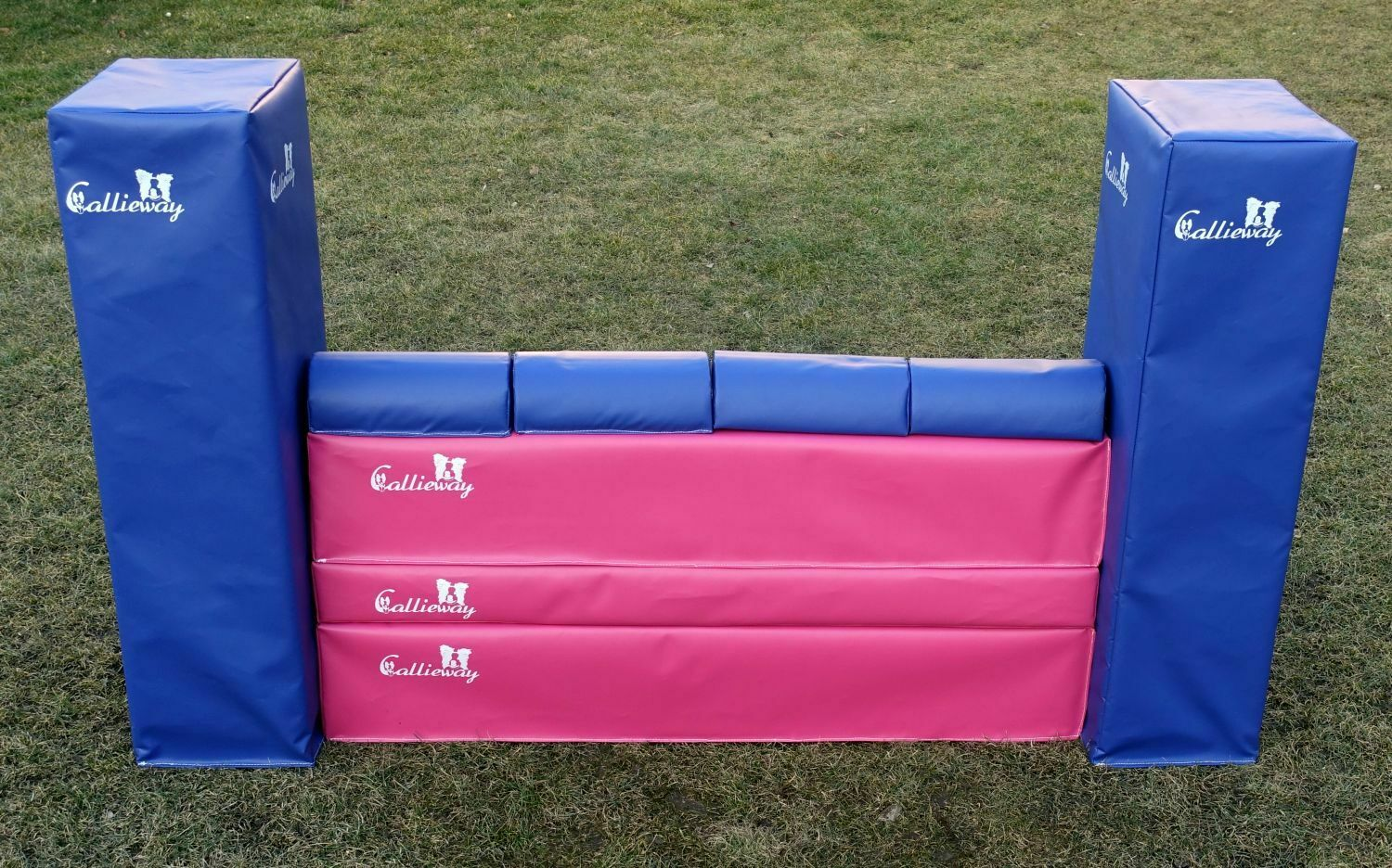 "Agility Mauer ""Bounce over  SOFT"" – alle FCI Sprunghöhen; Safety Wall Callieway"