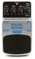 Behringer Dr600 Digital Reverb Pedal on sale