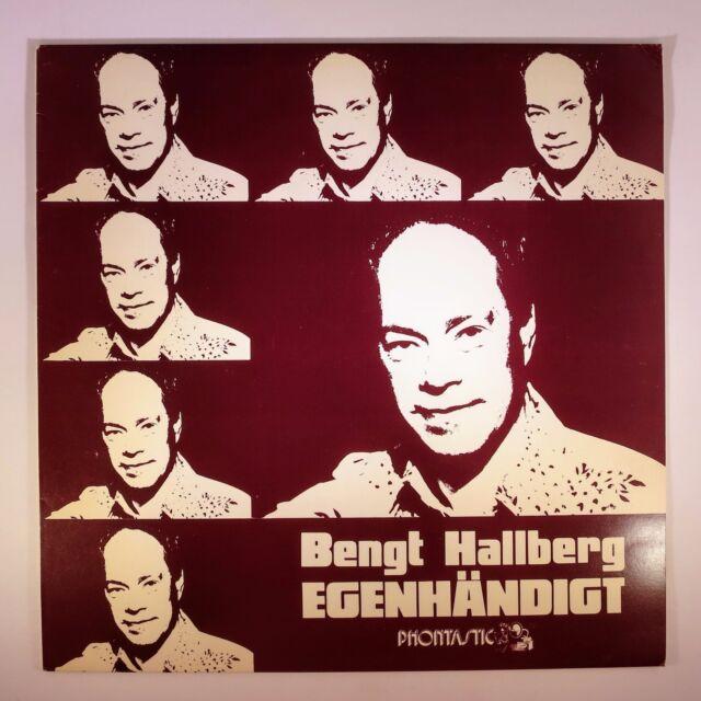Bengt HallbergEgenhändigtPHON 2Phontastic1976Jazz