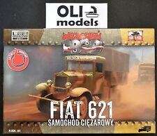 1/72 Polish Fiat 621 Army Truck - First to Fight 011
