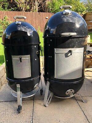 Weber Smokey Mountain Smoker >> Weber Smokey Mountain Compression Door Latch Upgrade Smoker Bbq Cajun Bandit Ebay