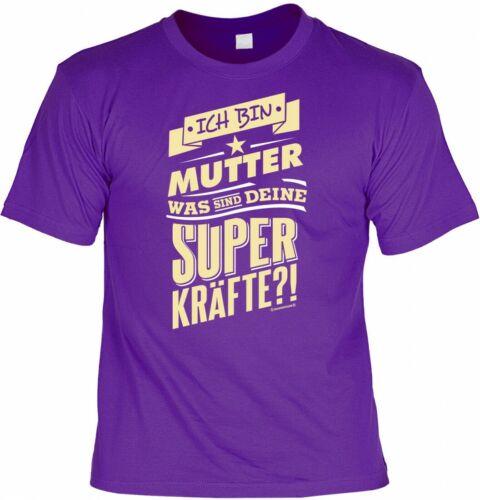 T-shirt-je suis mère-quel est ton super pouvoirs-Funshirt cadeau mères