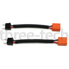H7 Ceramic Plug Wiring Harness Socket Headlights Wire Connector