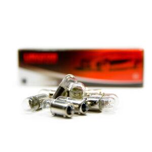 10-X-T4W-Pere-Lampada-Auto-Ba9s-T8-5-4W-Lampadina-ad-Incandescenza-12V