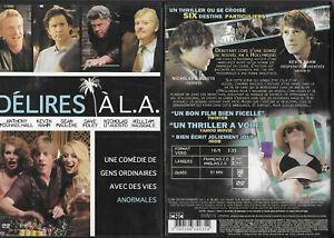 DVD-DELIRES-A-L-A-LOS-ANGELES-avec-DAVE-FOLEY-SEAN-MAGUIRE-WILLIAM-RAGSDALE