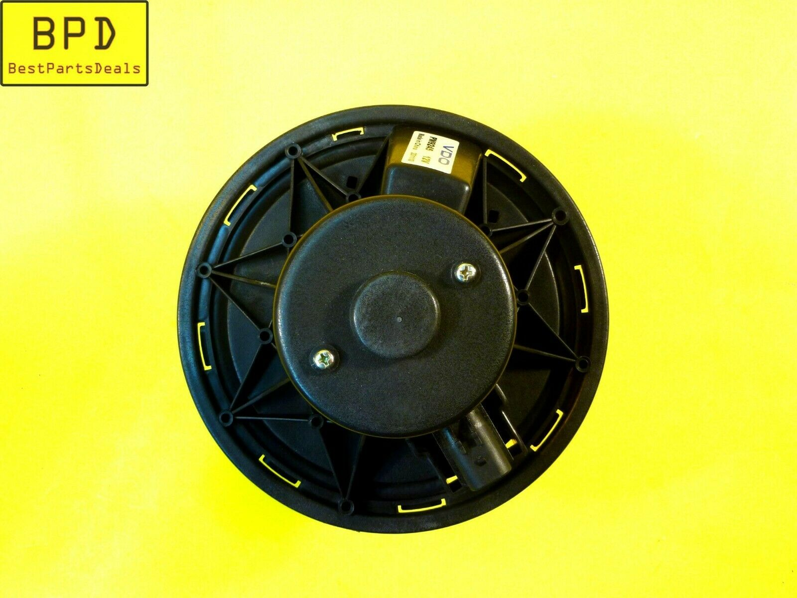 02-07 Jeep Liberty Wrangler Front A//C Heater Blower Motor Siemens VDO PM9245
