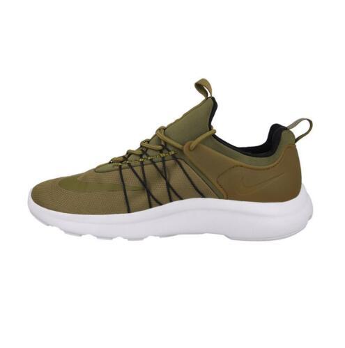 da Darwin uomo Nike running da Scarpe 819803 Olive Textile ginnastica 330 Eqp4w