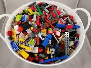 Lego Bulk 200 Black Plates Tiles Slopes Bricks Specialty Pieces City Lot